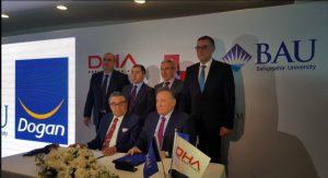 BAU - DHA İşbirliği İle Yeni Nesil Uzman Gazeteciler Yetiştirecek